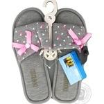 Обувь женская Marizel комнатная Poon-732