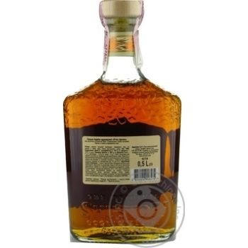Shustoff Craft Collection 5yrs cognac 40% 0,5l - buy, prices for Novus - image 4