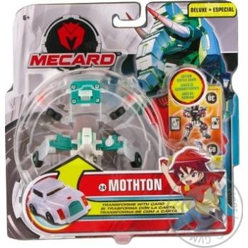 Turning Mecard Machine-transformer in Assortment