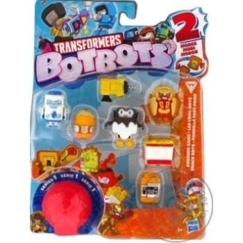 Набір Ботботс з 8-ми трансформерів Transformers