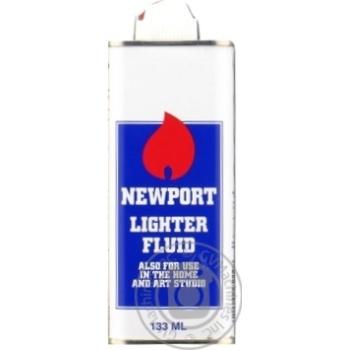 Наполнитель для бензиновых зажигалок Newport 133мл