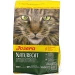 Josera Nature Cat Dry Food Without Grain for Cats 400g