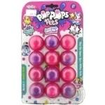 Набір ігровий ПопПопс Улюбленці Yulu-Poppops 12 штук