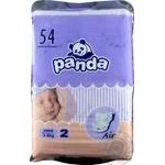 Подгузники Panda Mini 3-6кг 54шт