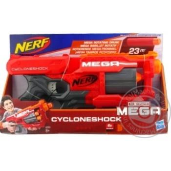Нерф Мега Циклон (бластер) А9353 HASBRO - купить, цены на Novus - фото 1