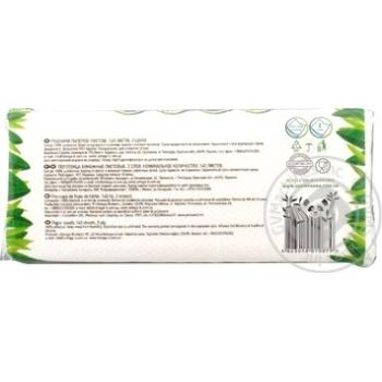 Полотенца бумажные Сніжна Панда двухслойные 140шт - купить, цены на Novus - фото 5