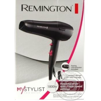 Фен Remington My Stylist D2121 - купить, цены на Varus - фото 1