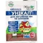Means Zhyva zemlya for removing the smell 15g