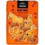 Форми для печива Safari Practic 4шт