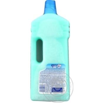 Засіб миючий Mr. Proper Гірське джерело і прохолода 1,5л - купити, ціни на Метро - фото 2
