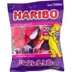 Конфеты желейные Haribo Pinkie&Lillu 200г