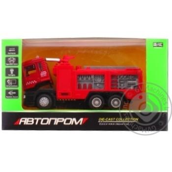 Avtoprom Toy Car - buy, prices for Auchan - photo 2