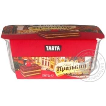 Торт Tarta Пражский с вишней 330г - купить, цены на Фуршет - фото 2