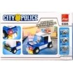 Конструктор поліцейське авто Peizhi 0305 - купити, ціни на Novus - фото 2