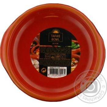 Форма для духової шафи Koopman діаметр 14см висота 3см - купить, цены на Novus - фото 1
