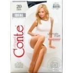 Колготки жіночі Ideal Conte elegant 20den, розмір 2, Nero - купити, ціни на Novus - фото 1