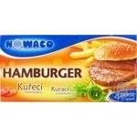 Гамбургер с курицей Howaco замороженный 280г