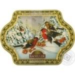 Basilur Black tea iron can 100g