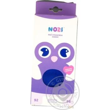 Колготи дитячі сині Nozi К0011 92-99 - купить, цены на Novus - фото 1