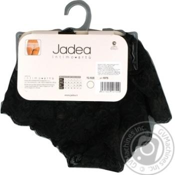 Труси-шортики жiночі Artu Jadea 1075 N3,ОТ 63-67см,ОБ 93-97см,чорний - купить, цены на Novus - фото 2