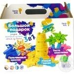 Набір для дитячої творчості Великий подарунок Genio Kids-Art