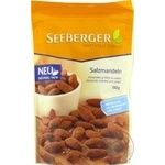 Nuts almond Seeberger salt 150g