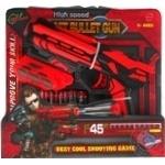 Іграшкова зброя Бластер 6 зарядний QUNXING TOYS - купить, цены на Novus - фото 1