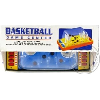 Игра настольная Qunxing Toys Баскетбол - купить, цены на Novus - фото 3
