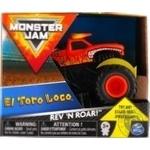 Monster Jam Car Toy