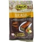 Вафли Crich Brasil Party 200г