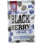 Ovsianushka Milk Oat Porridge with Black Berries 60g - buy, prices for Auchan - photo 2