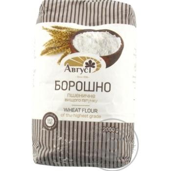 August wheat premium 2kg - buy, prices for Furshet - image 1