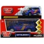 Techno Park Mitsubishi Pajero Sport Car Model Toy