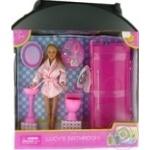 Лялька Defa у ванній кімнаті