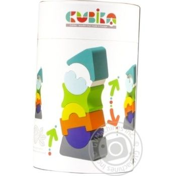 Cubika Pyramid LD-7 12701 - buy, prices for MegaMarket - image 1