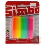 Игрушка пружинка Simba 6 см