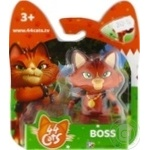 44 Cats Boss Figurine - buy, prices for MegaMarket - image 1