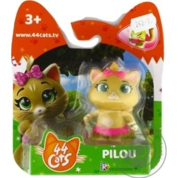 44 Cats Pilou Figurine - buy, prices for MegaMarket - image 1