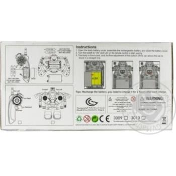 Машинка на радіокеруванні у коробці Країна Іграшок 3010 - купить, цены на Novus - фото 2