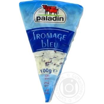 Сыр Paladin Fromage Bleu мягкий 50% 100г - купить, цены на СитиМаркет - фото 2