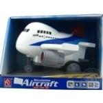 Літак світло, звук у коробці Країна Іграшок RJ3318A