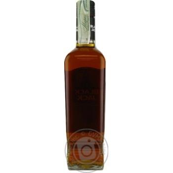 Виски Black Jack 40% 0,5л - купить, цены на Novus - фото 7