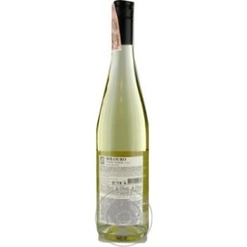 Вино Solouro Branco Vinho Verde DOC белое сухое 10% 0,75л - купить, цены на Novus - фото 2