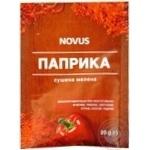 Spices pepper Novus ground 20g