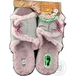 Взуття домашнє Home Story жіноче анатомічне 91817-АО р.36-41 х12