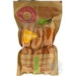 Сардельки Organic Meat Органические с сыром высшего сорта 420г