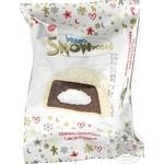 Кекс Brawo Snow board шоколадний з кокосом 50г