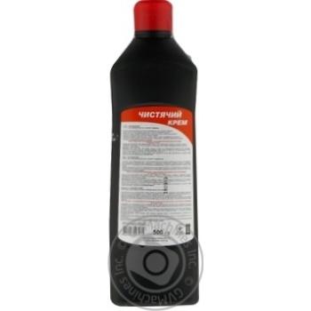 Крем чистячий для склокераміки Сан-Клін 500г - купити, ціни на Novus - фото 2