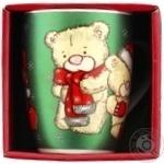 Чашка Keramia Новогодняя-3 360мл