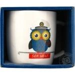 Keramia Cup Sea Owls - Boatswain 360ml